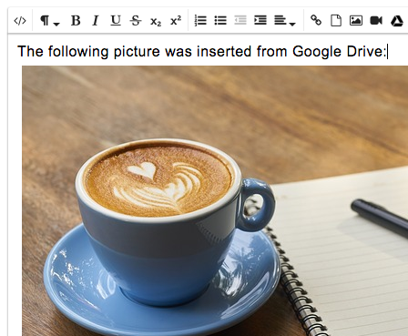 A guide to adding Google Drive (and OneDrive) upload