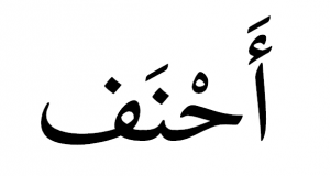 By Photo Congress || Arabic Name Ahnaf Meaning In English